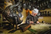 expose artisanal Said- Photo bu : Anass Ismaili
